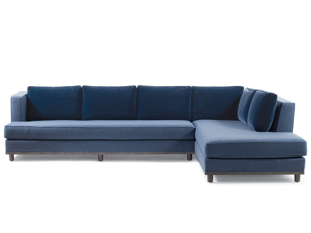 DB Daybed Sectional with Box Pillow 1