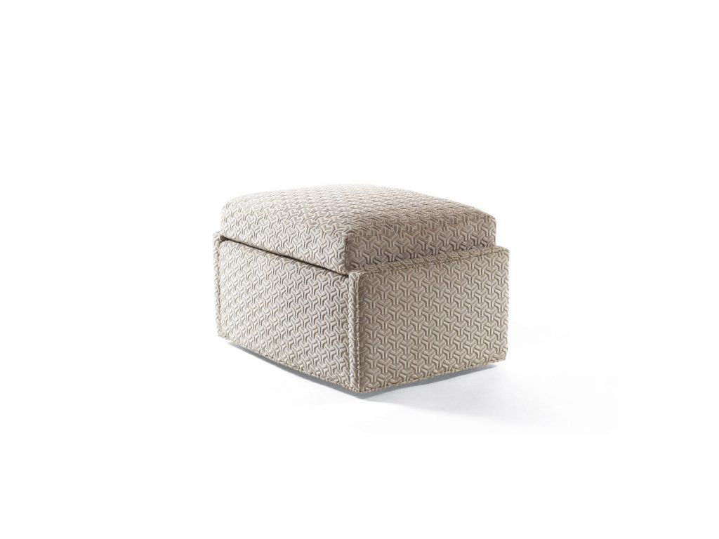Lorae Ottoman Upholstered 1