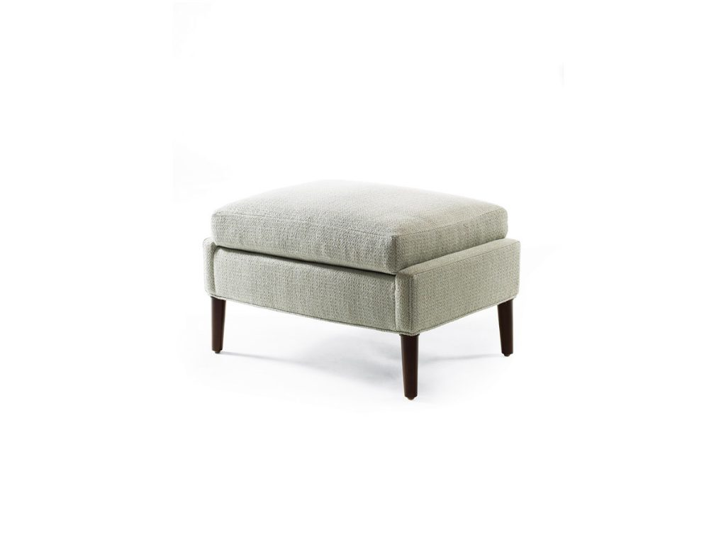 Lorae Ottoman with Legs 1